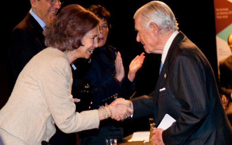 Enrique de Sendagorta, premio nacional a la Trayectoria Innovadora