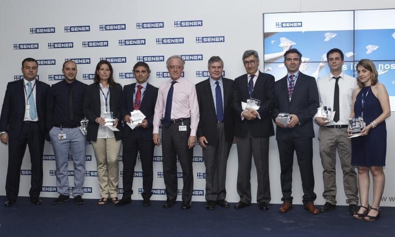 Premios SENER a la Innovación año 2015